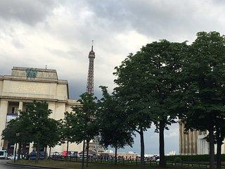 Un Petit Toit - Trocadéro - Eiffel