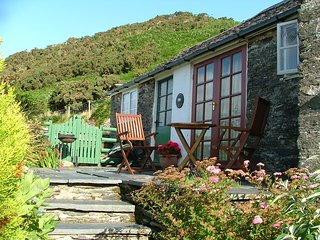GEUFRON COTTAGE - Spectacular views in Snowdonia