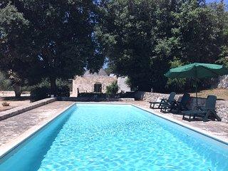 Villa Alena, Ceglie Messapica