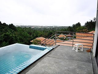 2 Br Apartment With pool in Chaweng