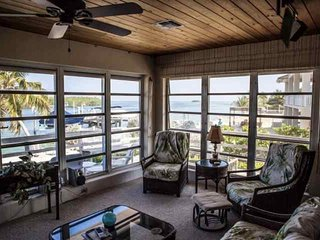 **Ready After Irma** Amazing views from this Oceanside Home near Pennekamp