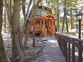 Old Tahoe Charm Near the Lake, Tahoe Vista