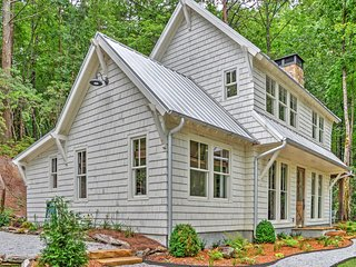 2BR Clarkesville House - Gorgeous New-Build!
