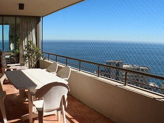 Ample 4BR, Spectacular Views, 7 guests, 2 parking, Renaca