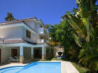 Amazing Villa -A- Bavaro,Los Corales Beach