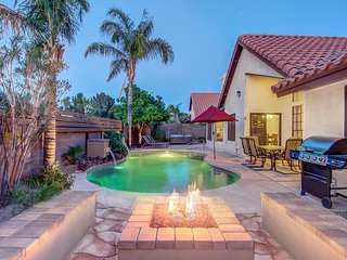 Scottsdale Luxury Stay - Cactus Acre Estate