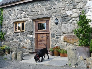 The Stable at Tye Beic, holiday cottages for mountain lovers.