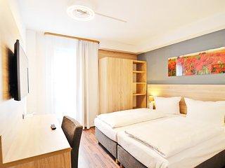 Comfort Doppelzimmer, Berlín
