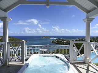 Sensational 4 Bedroom Villa in Marigot