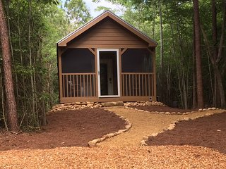 Little River Refuge - New Tiny Cabin, Mentone