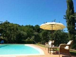 Volterra Villa singola con piscina