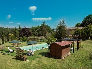3 bedroom Villa in Todi, Umbria, Italy : ref 5026775