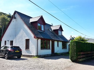 GLENBURN, self catering holiday home, Fort William