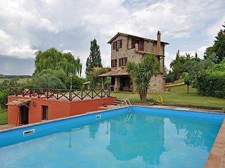 Villa in Narni, Umbria, Italy, Otricoli