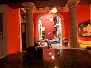Casa Maclobia A Colonial Gem in Santa Ana