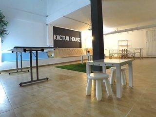 Kactus House La Laguna con Wifi y Pantalla Gigante, Santa Cruz de Tenerife