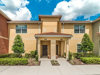 Paradise Palms Resort - 4BD/3BA Town Home - Sleeps 8 - Gold - RPP498, Buena Ventura Lakes