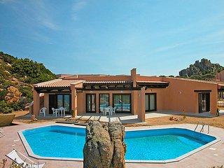 4 bedroom Villa in Li Valcaggi, Sardinia, Italy : ref 5056462