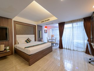 Grand Suite RM at iCheckinn Res S20, Bangkok