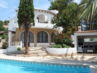 Aldebarán - Costa Blanca holiday rental with private pool, Moraira