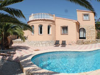 Cometa-86 - villa with private pool close to the beach in Calpe