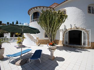 Cuenca - holiday home with private swimming pool in Moraira