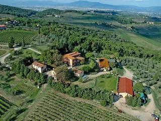 3 bedroom Apartment in San Casciano Val Di Pesa, Tuscany, Italy : ref 1374001