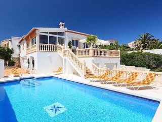 3 bedroom Villa in Javea, Costa Blanca, Spain : ref 2008046, Teulada