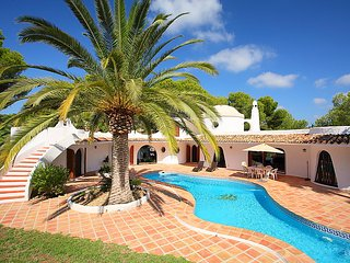 4 bedroom Villa in Benissa, Costa Blanca, Spain : ref 2011327