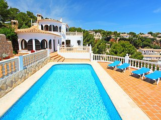 3 bedroom Villa in Xabia, Valencia, Spain : ref 5044494