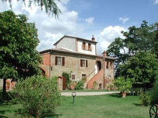5 bedroom Villa in Cortona, Tuscany, Italy : ref 2020494
