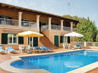 6 bedroom Villa in Santanyi, Balearic Islands, Majorca, Mallorca : ref 2090733