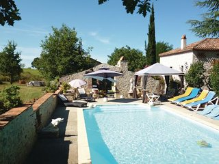 4 bedroom Villa in Agen, Aquitaine, France : ref 2095688