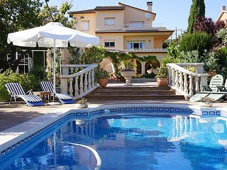 4 bedroom Villa in Sant Jaume dels Domenys, Catalonia, Spain : ref 5058219