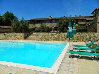 3 bedroom Apartment in I Casali, Tuscany, Italy : ref 5226644