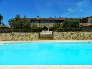 3 bedroom Apartment in I Casali, Tuscany, Italy : ref 5226643