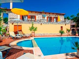 3 bedroom Villa in Asteri, Rethymno, Crete, Greece : ref 2213753