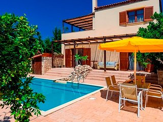 3 bedroom Villa in Asteri, Rethymno, Crete, Greece : ref 2214031