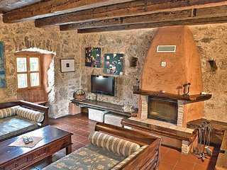 Villa in Krk-Kapovci, Island Of Krk, Croatia