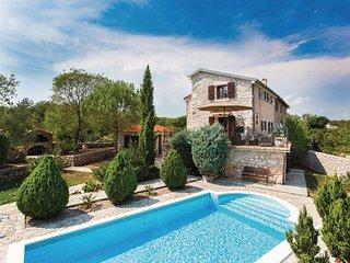 2 bedroom Villa in Krk-Gostinjac, Island Of Krk, Croatia : ref 2219860