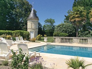 4 bedroom Villa in Saint-Vivien-de-Medoc, Gironde, France : ref 2220097