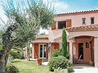4 bedroom Villa in Saint-Laurent-de-la-Sa, Pyrenees Orientales, France : ref, Eus