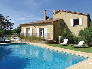 4 bedroom Villa in Pujaut, Gard, France : ref 2220573
