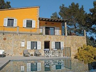 5 bedroom Villa in Esporles, Majorca, Mallorca : ref 2223011
