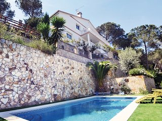 7 bedroom Villa in Argentona, Costa De Barcelona, Spain : ref 2239532