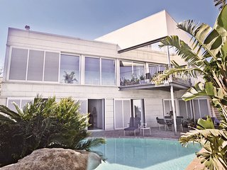 5 bedroom Villa in Sant Pol de Mar, Costa De Barcelona, Spain : ref 2239677