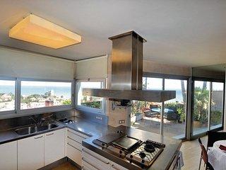 5 bedroom Villa in Sant Pol de Mar, Costa De Barcelona, Spain : ref 2239677