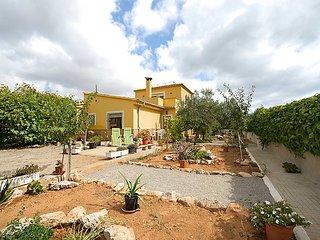 5 bedroom Villa in Cala Mondrago, Mallorca, Mallorca : ref 2242241