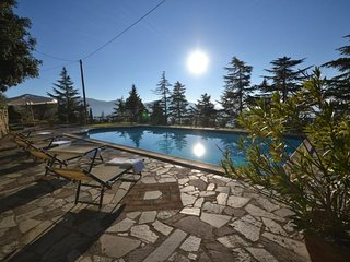 4 bedroom Villa in Pergo, TUSCANY, Italy : ref 2244496