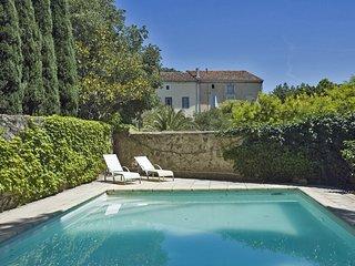 5 bedroom Villa in Roquebrun, Occitania, France : ref 5247210